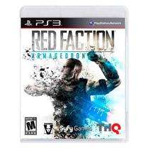 Jogo Red Faction: Armageddon - PS3 - Thq