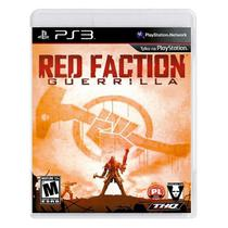Jogo Red Faction: Guerrilla - PS3 - Thq