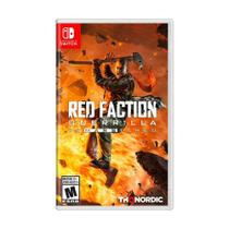 Jogo Red Faction Guerrilla Re-Mars-tered - Switch - Thq Nordic