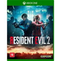 Jogo Resident Evil 2 BR - Xbox One - Capcom