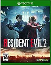 Jogo Resident Evil 2 Mídia Física - Xbox One - Capcom
