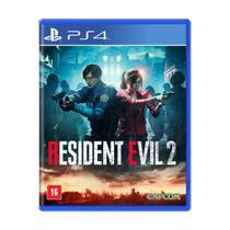 Jogo Resident Evil 2 - PS4 - Capcom
