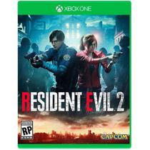 Jogo Resident Evil 2 Remake  - Xbox One Mídia Física - Capcom