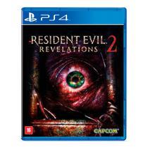Jogo Resident Evil 2 Revelations - PS4 - Playstation