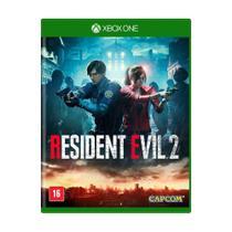 Jogo Resident Evil 2 - Xbox One - Capcom