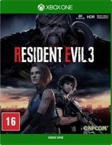 Jogo Resident evil 3 - Capcom