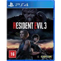 Jogo Resident Evil 3 PS4 - Sony