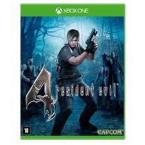 Jogo Resident Evil 4 - Remastered - Xbox One - Capcom