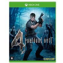 Jogo Resident Evil 4 Remastered - Xbox One - Capcom