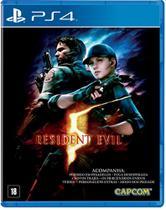 Jogo Resident Evil 5 - Capcom