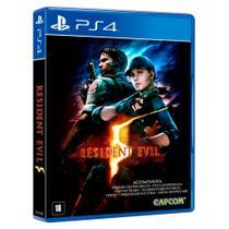 Jogo Resident Evil 5 PS4 - CP2428AN - Capcom