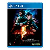 Jogo Resident Evil 5  - PS4 - Playstation