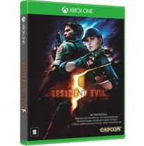 Jogo Resident Evil 5 Xone - Capcom -
