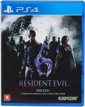 Jogo Resident Evil 6 - Capcom