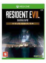 Jogo Resident Evil 7 Biohazard Gold Edition Para Xbox One - Capcom