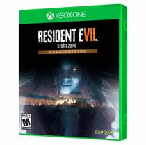 Jogo Resident Evil 7 Biohazard Gold Edition Xbox One - Capcom