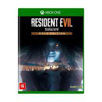 Jogo Resident Evil 7: Biohazard (Gold Edition) - Xbox One - Capcom