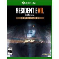 Jogo Resident Evil 7 Biohazard: Gold Edition - Xbox One - Capcom