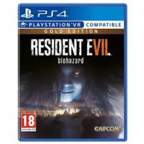 Jogo Resident Evil 7 Biohazard Gold Editon Ps4 - Capcom