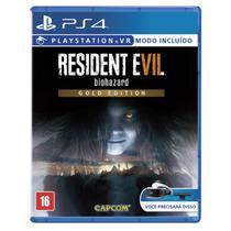 Jogo Resident Evil 7: Gold Edition BR - PS4 - Capcom