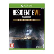 Jogo Resident Evil 7: Gold Edition BR - Xbox One - Capcom