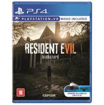 Jogo Resident Evil 7 PS4 BR-Capcom -