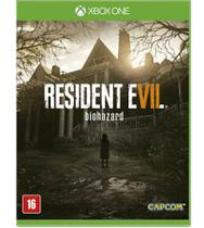 Jogo Resident Evil 7 Xone BR - Capcom -
