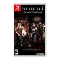 Jogo Resident Evil Origins Collection Nintendo Switch - Capcom