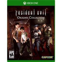 Jogo Resident Evil: Origins Collection - Xbox One - Capcom