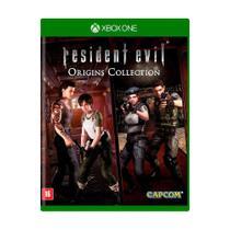 Jogo Resident Evil Origins Collection - Xbox One - Capcom