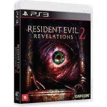 Jogo Resident Evil Revelations 2 - PS3 - Capcom