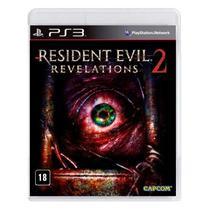 Jogo Resident Evil: Revelations 2 - PS3 - Capcom