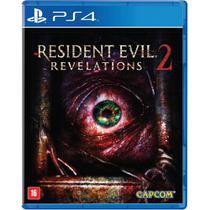 Jogo Resident Evil Revelations 2 - PS4 - CAPCOM