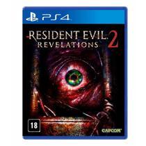 Jogo Resident Evil: Revelations 2 - PS4 - Capcom