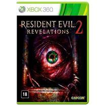 Jogo Resident Evil: Revelations 2 - Xbox 360 - Capcom