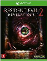 Jogo Resident Evil: Revelations 2 - Xbox One - Capcom