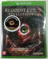 Jogo Resident Evil Revelations 2 - XBox One - Capcom