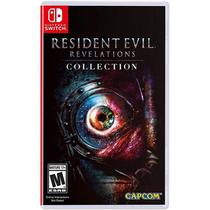 Jogo Resident Evil Revelations Collection - Switch - Capcom