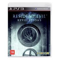 Jogo Resident Evil: Revelations - PS3 - Capcom
