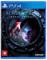 Jogo Resident Evil Revelations Ps4 - Capcom