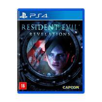 Jogo Resident Evil: Revelations - PS4 - Capcom