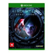 Jogo Resident Evil: Revelations Remasterizado - Xbox One - Capcom