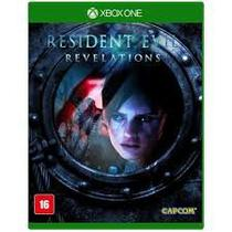 Jogo Resident Evil Revelations Xbox One - Capcom