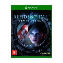 Jogo Resident Evil: Revelations - Xbox One - Capcom