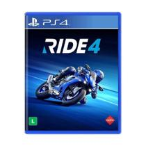 Jogo Ride 4 - PS4 - Milestone - Playstation 4 -