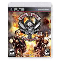Jogo Ride To Hell: Retribution - PS3 - Deep silver