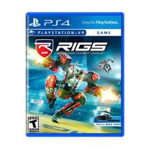 Jogo RIGS: Mechanized Combat League - PS4 VR - Sony