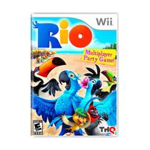 Jogo Rio - Wii - Thq