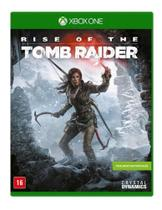 Jogo Rise Of The Tomb Raider Para Xbox One -