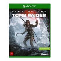 Jogo Rise of the Tomb Raider Xbox One - Crystal Dynamics